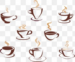 Coffee Flag Illustration Poster - Coffee Tea Cafe Hot Chocolate PNG