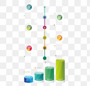 Cylindrical Business Analytics Vector - Euclidean Vector Analytics PNG