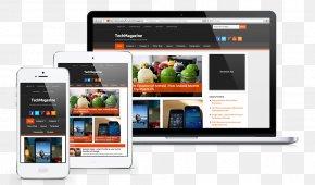 Advertising Design Page Layout - Responsive Web Design Web Development PNG