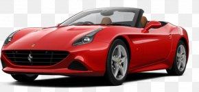 Sports Car - Sports Car Ferrari S.p.A. Luxury Vehicle PNG