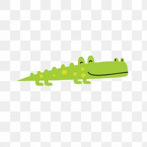 Cartoon Crocodile - Crocodile Giraffe Euclidean Vector Animal PNG