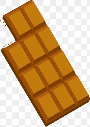 Vector Chocolate Box - Chocolate Bar Food PNG