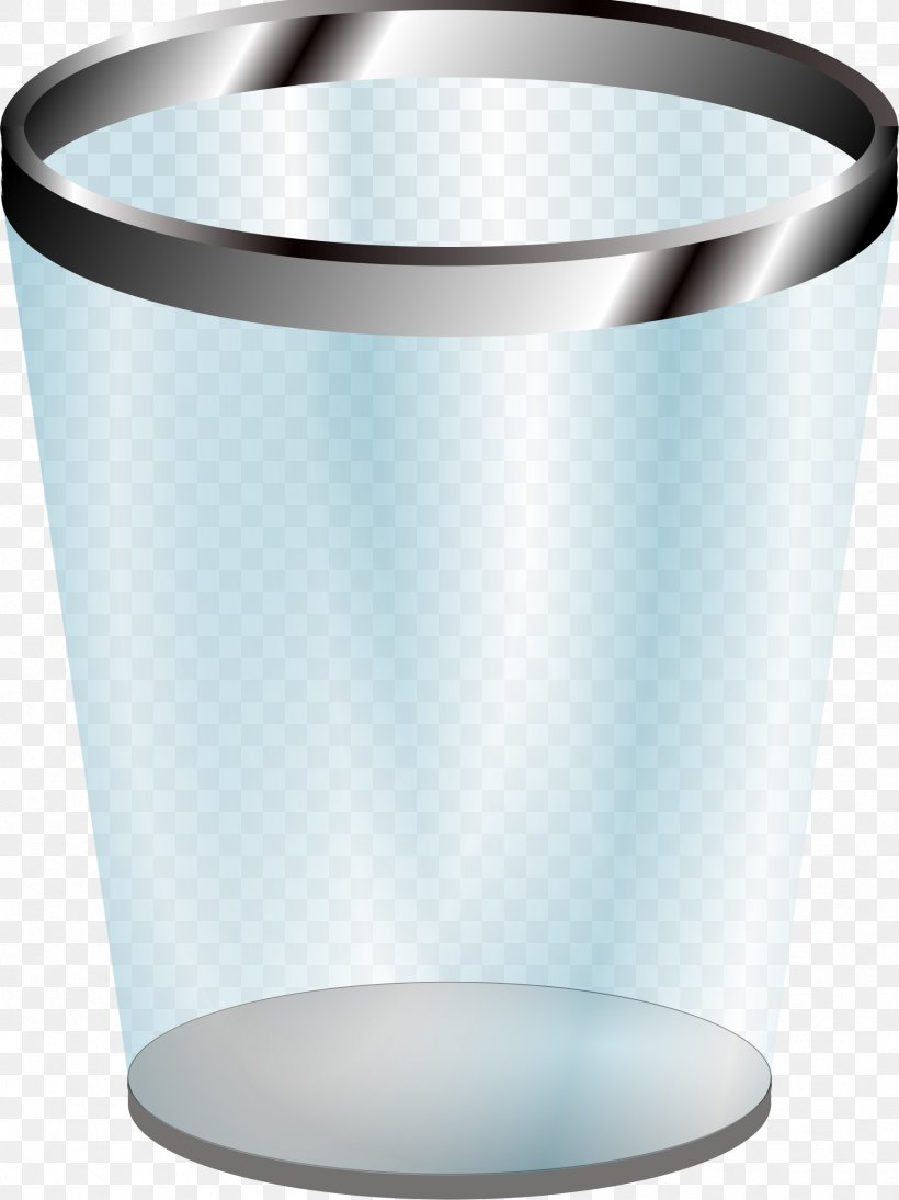 Waste Container Clip Art, PNG, 1796x2397px, Rubbish Bins Waste Paper Baskets, Container, Cylinder, Drawing, Glass Download Free