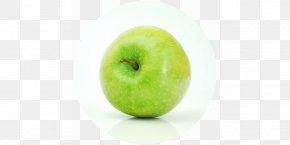 Green Apple Slice - Superfood Fruit Bead PNG