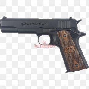 Weapon - Gun Pistol Firearm Blank Weapon PNG