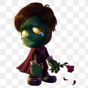 Crying Little Green Man - League Of Legends Desktop Wallpaper Ahri Download PNG