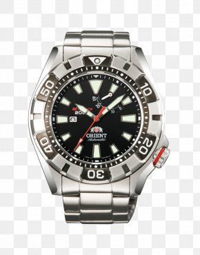 Automatic Watch - Orient Watch Diving Watch Power Reserve Indicator Automatic Watch PNG