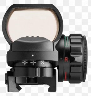 Sights - Reflector Sight Red Dot Sight Telescopic Sight Reticle PNG