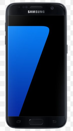 Mobile Shop - Samsung Galaxy S7 32GB, Black Smartphone Price Telephone PNG