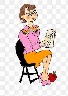 Talking - Teacher Student School Class Clip Art PNG