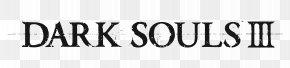 Dark Souls Logo Transparent Background - Dark Souls III PlayStation 4 Video Game PNG