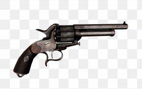 Pistol - LeMat Revolver Weapon Firearm Trigger PNG