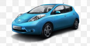 Nissan Car - 2016 Nissan LEAF S 2017 Nissan LEAF S Car Nissan GT-R PNG