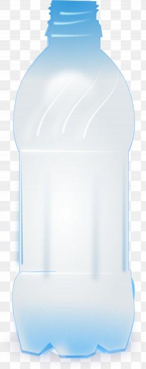 Water Bottle - Fizzy Drinks Plastic Bottle Clip Art PNG