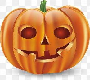 Unleash That Bad Boy!A Pumpkin Head With A Wicked Smile - Jack-o'-lantern Calabaza Pumpkin Surprise Scare BB GUN PNG