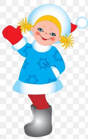 Santa Claus - Santa Claus Snegurochka Ded Moroz Clip Art New Year PNG