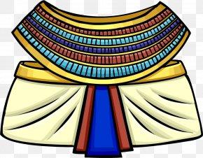 Pharaoh - Ancient Egypt Pharaoh Hat Nemes Clip Art PNG