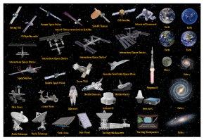 Satellite Truck Cliparts - International Space Station Space Suit Spacecraft Sub-orbital Spaceflight Clip Art PNG