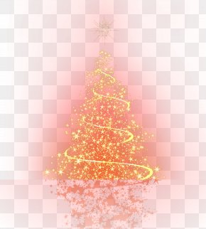 Christmas Tree Decoration - Christmas Tree Light Neon Sign PNG