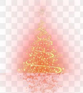 Christmas Tree Decoration - Christmas Tree Light Neon Sign PNG