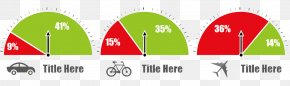 Semicircular PPT Material - Bar Chart Infographic Pie Chart PNG