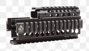 Ak 47 - Firearm Gun Handguard AK-47 Electronic Component PNG
