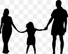 Daughter - Mother Father Daughter Family Clip Art PNG