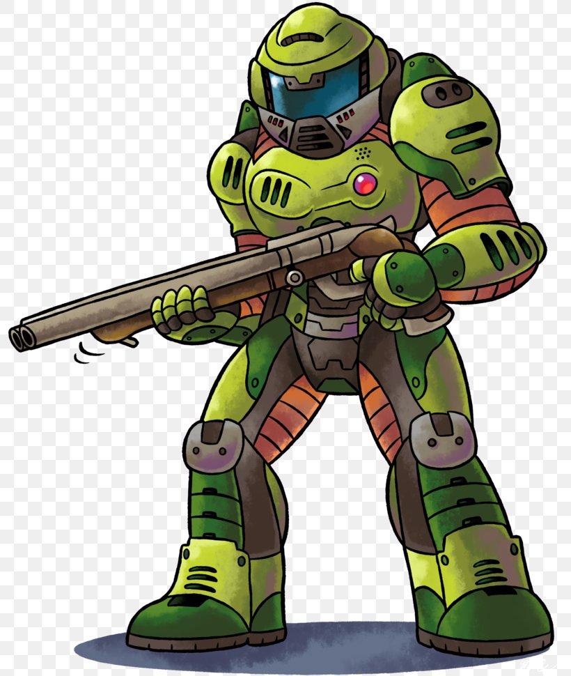 Doom Ii Doom 3 Doom Eternal Doomguy Png 800x970px Doom