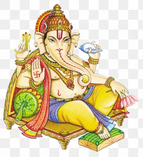 Ganesh Transparent Background - Ganesha Shiva Siddhivinayak Temple, Mumbai Ganesh Chaturthi PNG