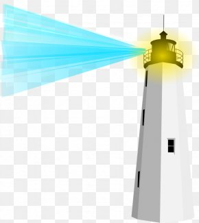 Waterslide Clipart - Lighthouse Beacon Clip Art PNG