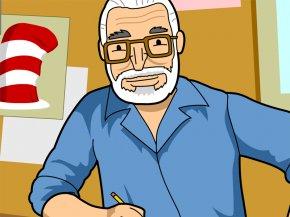 Math Cartoons For Teachers - BrainPop Teacher Student Reading Education PNG