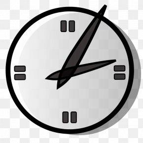 Image Of Clock - Digital Clock Alarm Clock Clip Art PNG