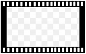 Film Strip Clipart - Hollywood Filmstrip Film Frame Clip Art PNG
