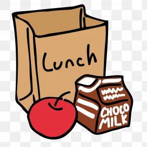 School - Lunchbox School Meal Food Clip Art PNG
