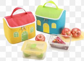 Lunch Bags And Fruit - Bento Thermal Bag Lunchbox Thermal Insulation PNG
