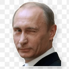 Vladimir Putin - Vladimir Putin Russia Sticker Advertising Business PNG