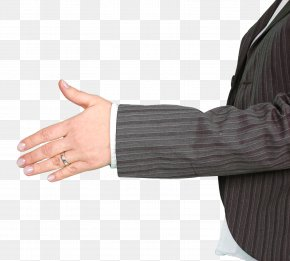 Business Handshake Transparent - Computer Network Hand PNG