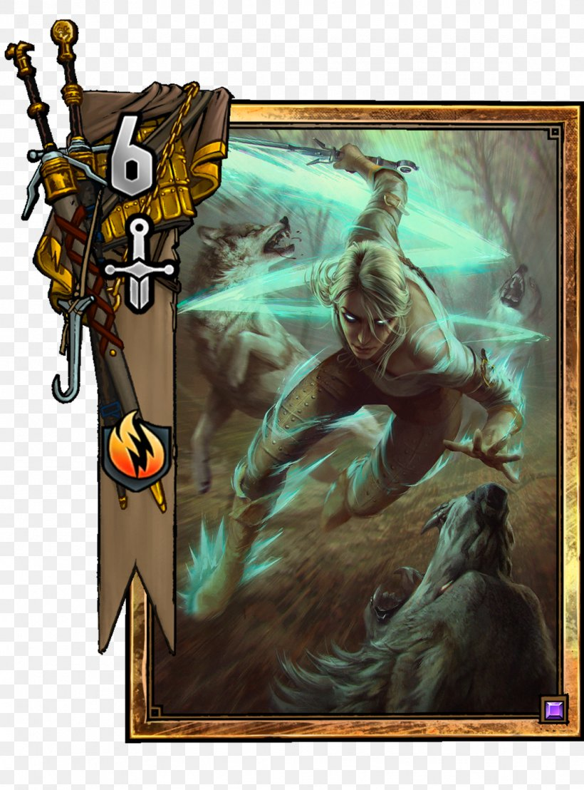 Gwent The Witcher Card Game The Witcher 3 Wild Hunt Geralt