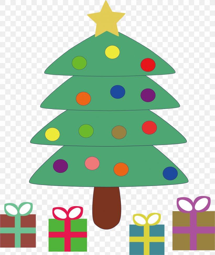 Christmas Tree Vector Free.Christmas Gift Christmas Tree Clip Art Png 1197x1418px