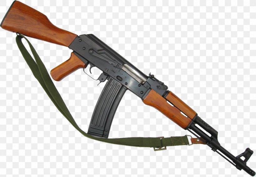 Ak 47 Firearm Desktop Wallpaper Clip Art Png 975x676px