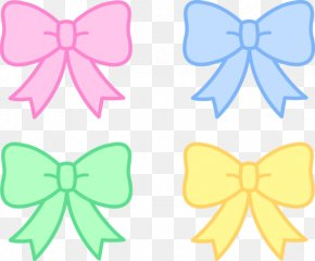 Bow Cliparts - Bow And Arrow Free Content Ribbon Clip Art PNG