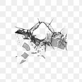 Broken Glass - Glass Graphic Design Designer PNG