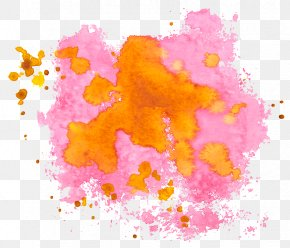 Painting - Watercolor Painting Texture Drawing Art PNG