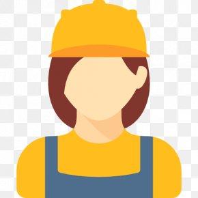 Engineer - Avatar Profession Laborer Job Icon PNG