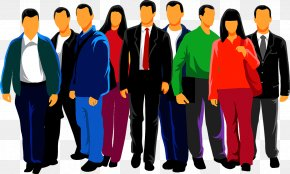 Business People - Euclidean Vector People PNG
