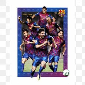 Fc Barcelona - FC Barcelona Poster Photography Stereoscopy Kunstdruck PNG