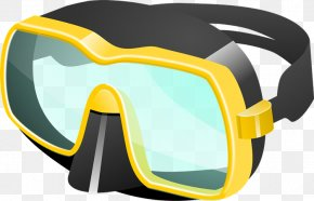 Goggles Cliparts - Goggles Glasses Diving Mask Clip Art PNG