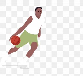Basketball Game - Basketball Player Volleyball Euclidean Vector PNG
