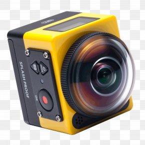 Gopro Cameras - Kodak Action Camera Video Cameras Photography PNG