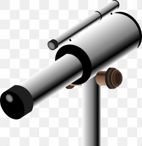 Astronomy Cliparts - Telescope Free Content Clip Art PNG